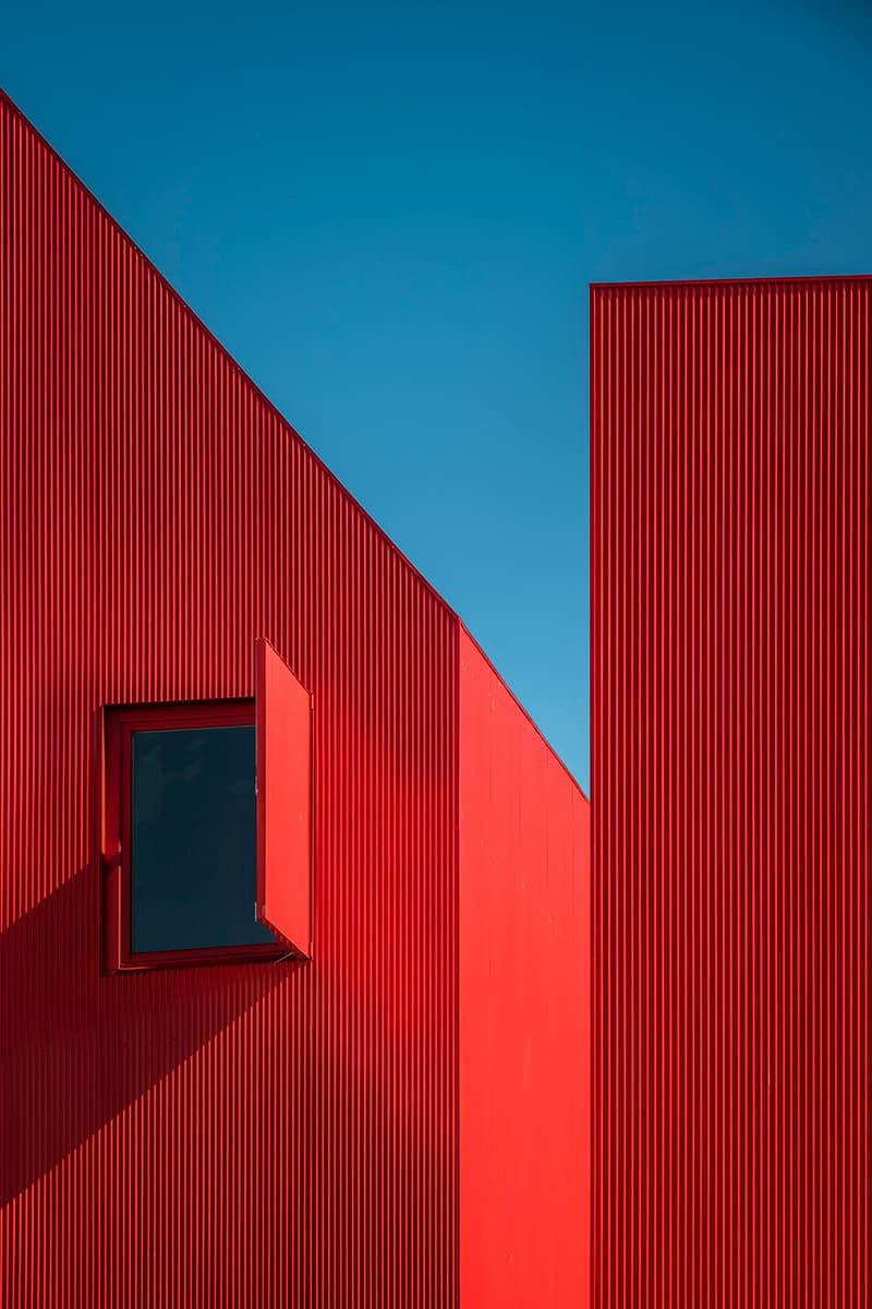 3000 House Luís Rebelo de Andrade Architecture Portugal Red House Herdade da Considerada Alcácer do Sal Architecture