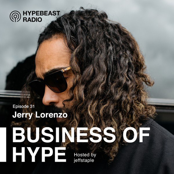 Jerry Lorenzo Talks Creating Solutions, Selling a POV, and Welcoming Change