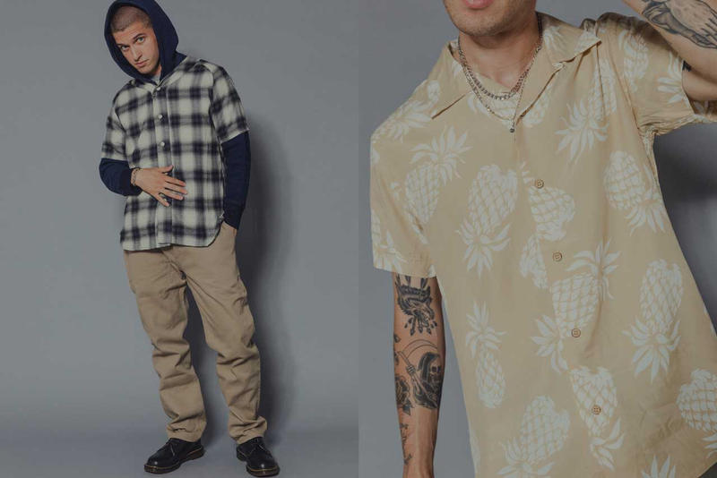 3sixteen spring summer lookbook fashion clothes apparel merchandise