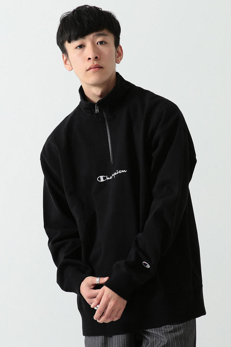 BEAMS Champion Japan Spring/Summer 2019 Collaboration capsule collection jacket sweater reverse weave february 2019 release date buy drop info sale