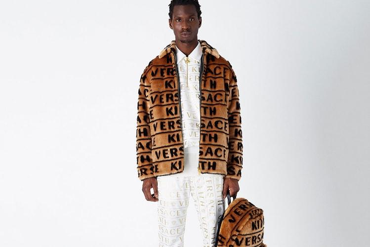 5a2b752bdf Savor the Opulence of KITH x Versace s FW18 Lookbook · Fashion
