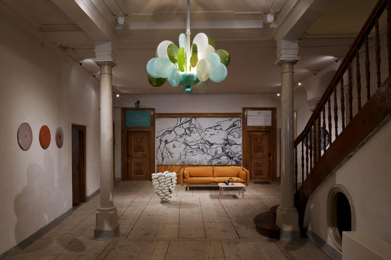Nomad st moritz 2019 art design fair installation architecture images
