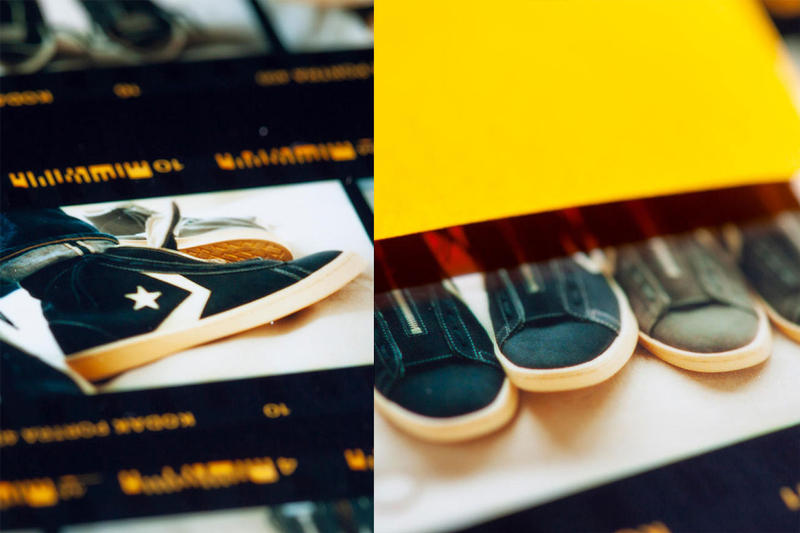 nonnative converse japan pro leather hi suede collaboration navy grey release date drop info colorways zipper exclusive coverchord vendor high top info 2016 february 16 2019