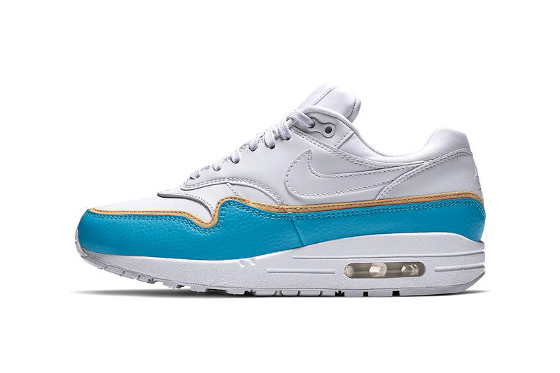 nike air max 1 double mudguard sneakers release date