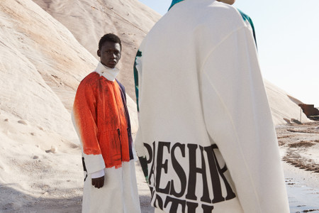 An Exclusive First Look at OAMC's SS19 Campaign