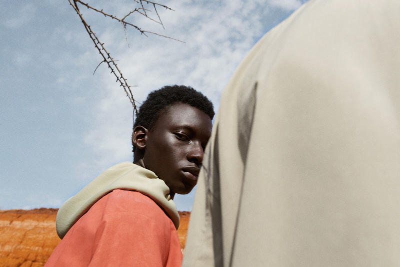 OAMC spring summer 2019 campaign images
