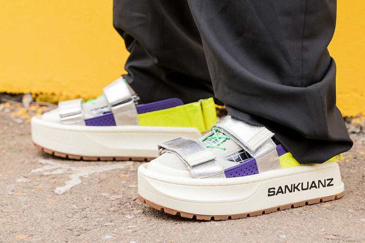 99d35eeb450 SANKUANZ Launches Chunky SS19 Sneaker Protectors