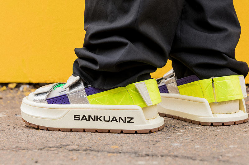 SANKUANZ Sneaker Protectors Spring Summer 2019 SS19 Collection HBX