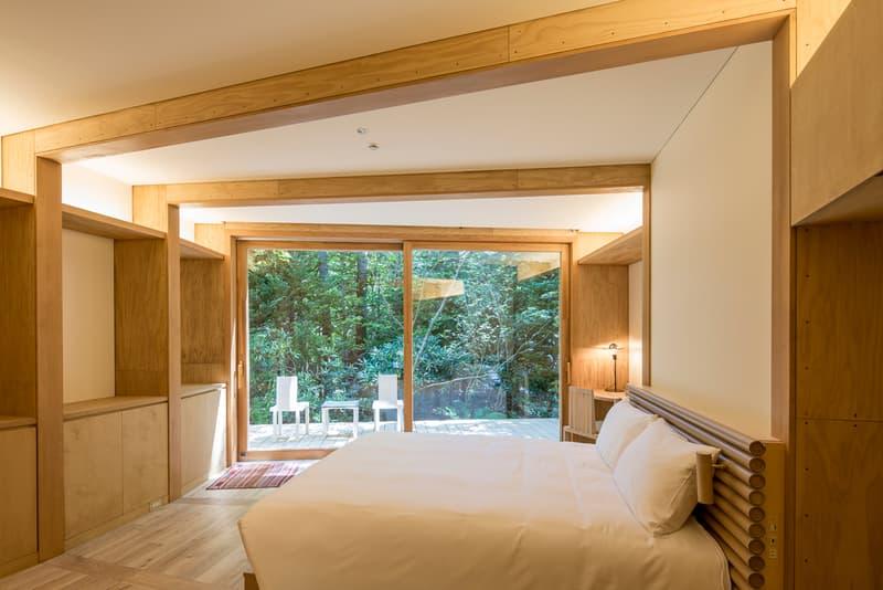Shigeru Ban Shishi-Iwa House japan winding roof woods