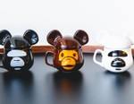 AAPE Teams With Baby Milo & Medicom Toy for BE@RMUGS