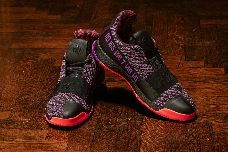 adidas black history month dam 5 harden vol 3 ultraboost 2019 february footwear