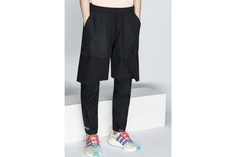 adidas Consortium GORE-TEX Conroy Nachtigall Design Tech Wear Utility Jacket Vest Trouser Short END. Clothing Launches