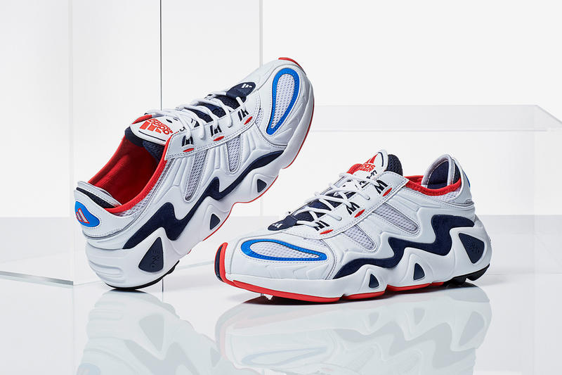1991f001839ef A revival of the 1997 original. adidas Consortium FYW S-97 torsion sneaker  ...