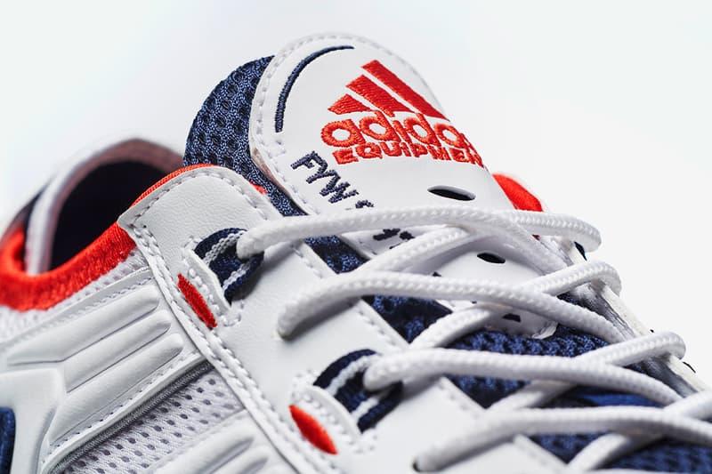 adidas Consortium FYW S-97 torsion sneaker release footwear sneakers shoes kicks