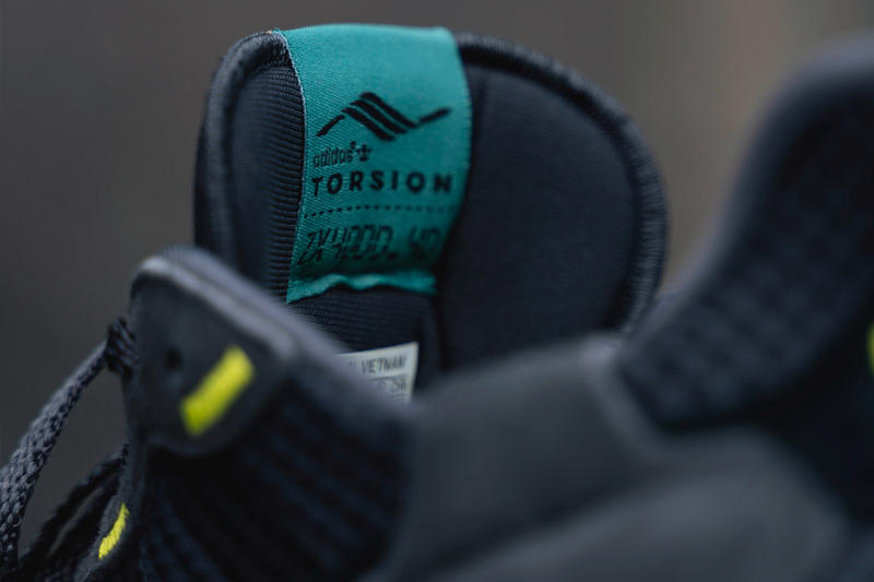 adidas Consortium ZX4000 4D Carbon First Look 3D printed black Release info date