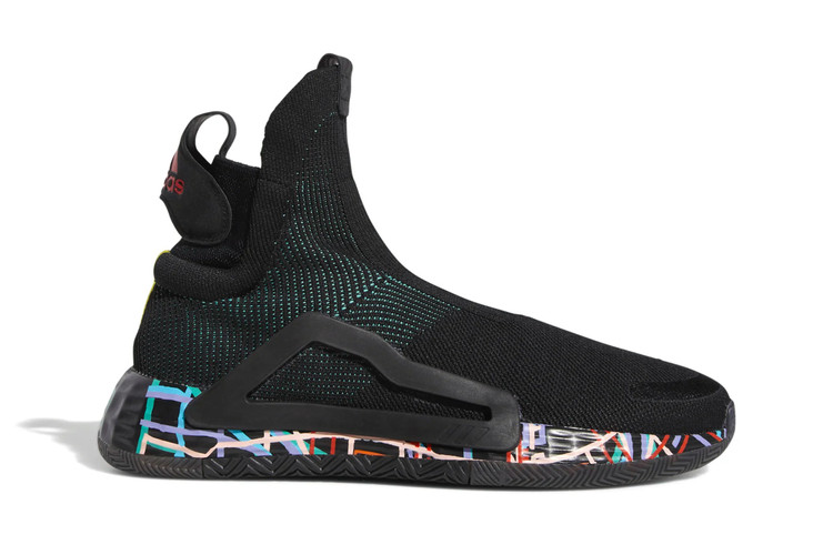 <h2><span>adidas&#039; N3XT L3V3L Sneaker Gets Hit With Polychromatic Accents</span></h2>