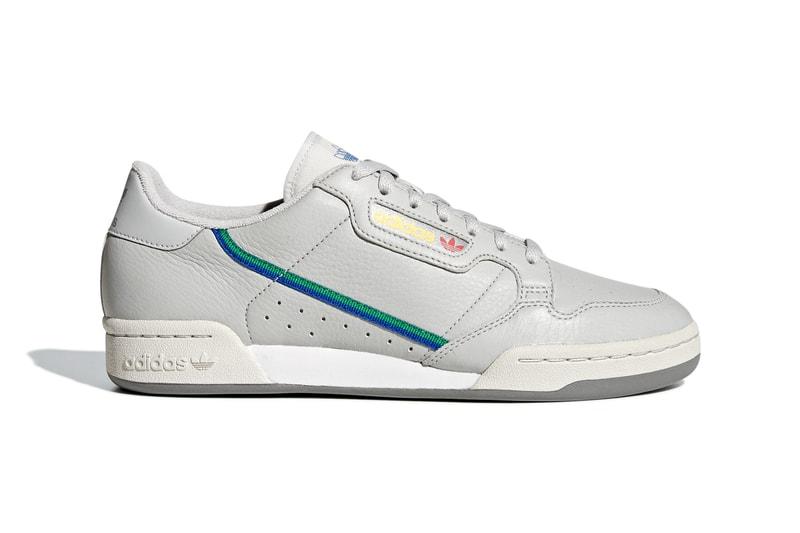 adidas Originals Continental 80 Goes Classic Grey 3b4a7ff6c