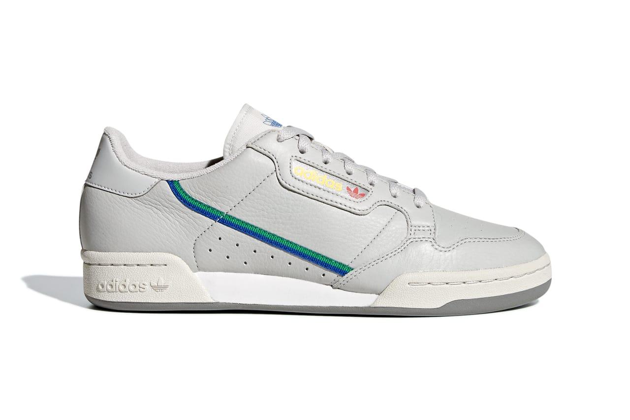 adidas Originals Continental 80 Grey