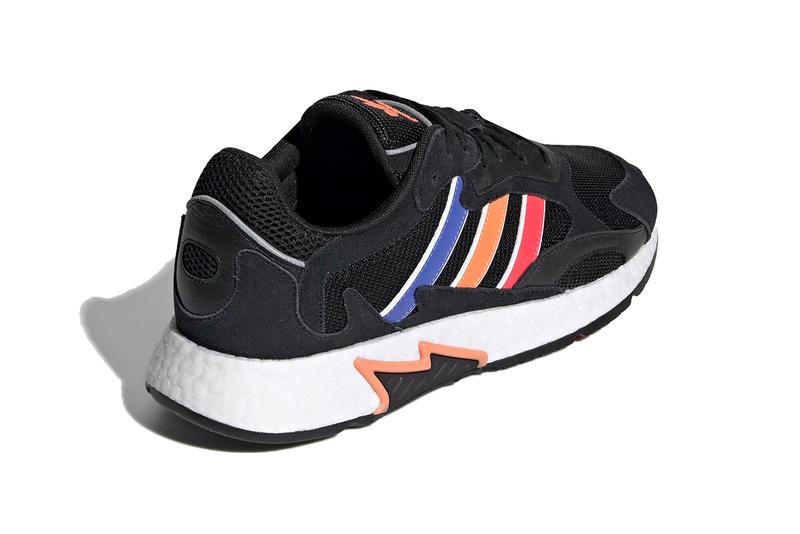 adidas originals tresc run 2019 february footwear core black shock red easy orange grey scarlet core black