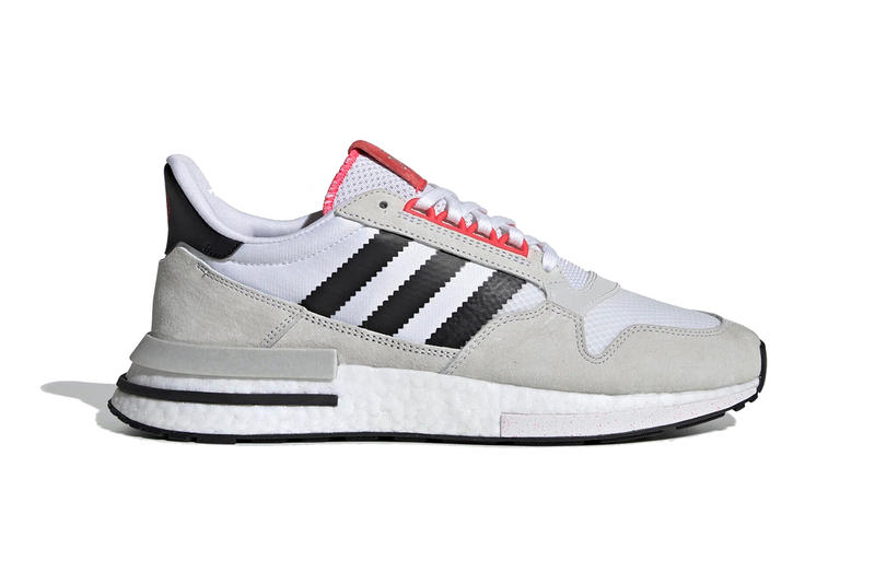 adidas originals zx 500 rm cloud white core black shock red 2019 march footwear shanghai china FOREVER Bicycles G27577 Bicycle bike bikes