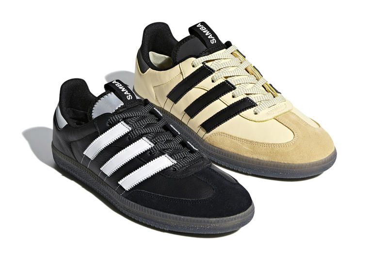 info for d0149 b73a6 Adidas Samba OG Easy Yellow Core Black Colorway sneakers shoes