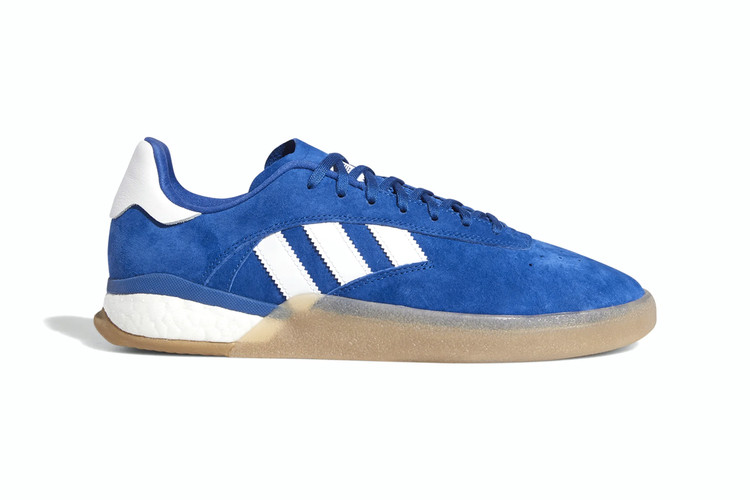 competitive price b7794 b5a9c A First Look at the adidas Skateboarding 3ST.004 Silhouette
