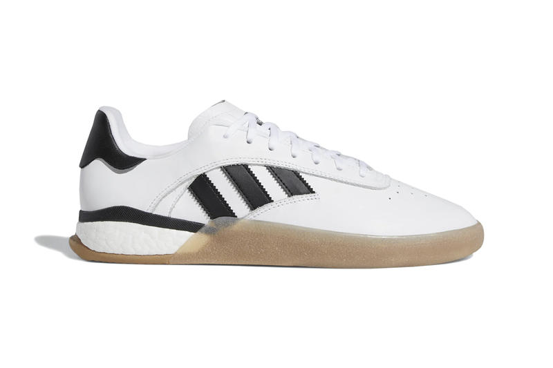 adidas Skateboarding 3ST.004 Tyshawn Jones BOOST Kegler Super OG Archive Skating Sneaker Footwear