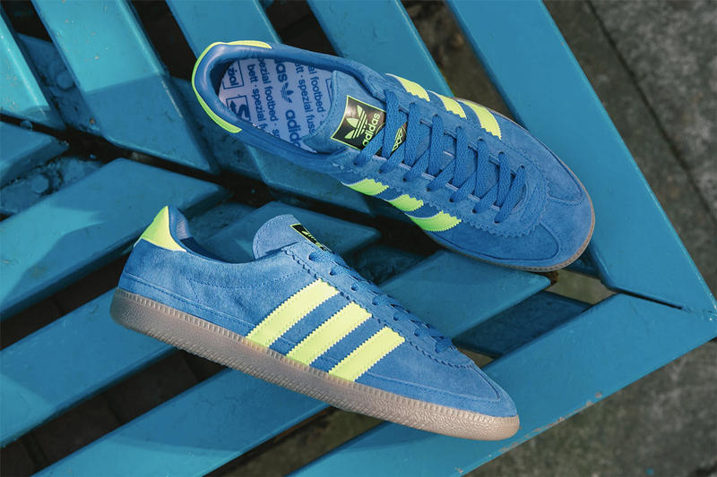 adidas Spezial Spring/Summer 2019 sneakers footwear casuals gary aspden oasis manchester trainers details release information apparel