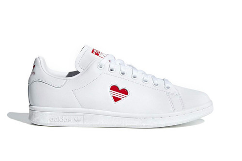 adidas Continues to Celebrate Valentine's Day With a Reworked Stan Smith