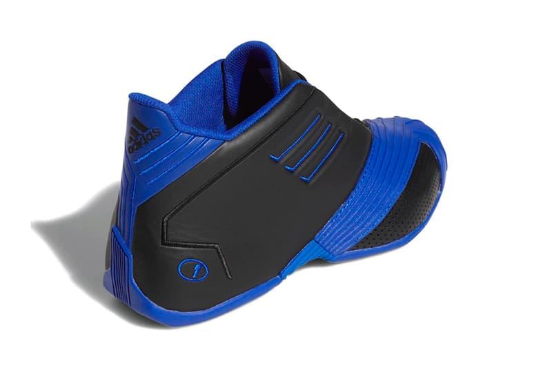 adidas T-MAC 1 Black Royal Blue Colorway Orlando Magic Tracy McGrady New