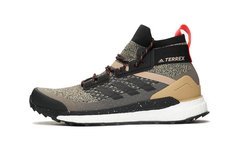 finest selection f08eb 13011 adidas Terrex Free Hiker Is Trail-Ready in New Earthy Colorway