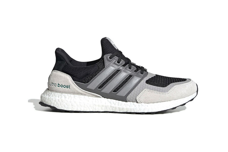 half off d1004 c52f6 adidas UltraBOOST S L Gets Gray and Black Treatment