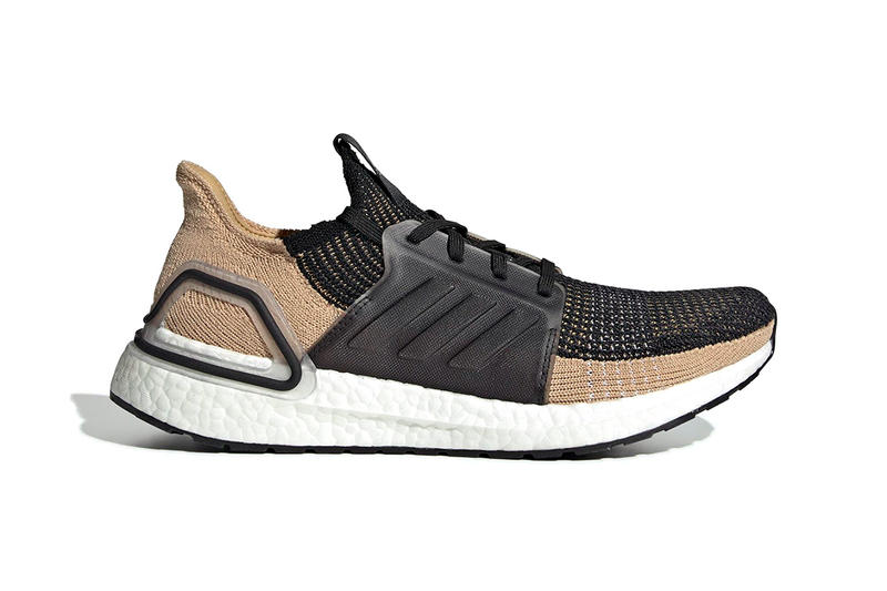 81768ed07cdc43 adidas UltraBOOST 19 Clear Brown Release info Date black brown white runner  shoes