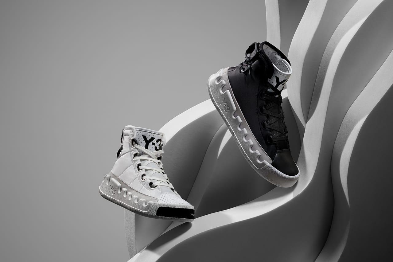 Y-3 KASABARU Sneaker Release for SS19