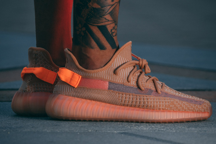 9d20655af On-Foot Views of the YEEZY BOOST 350 V2