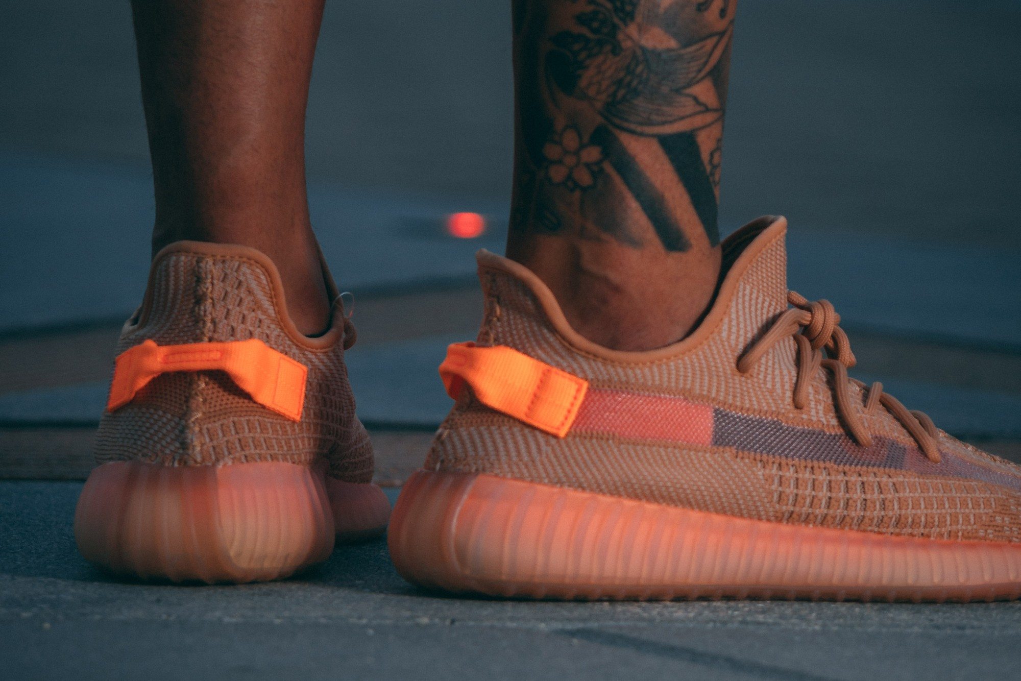 clay yeezy boost