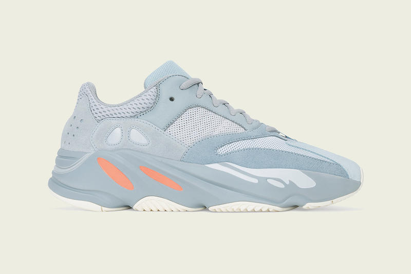 adidas YEEZY Boost 700 Inertia Release Details Official First Closer Look Images Cop Purchase Buy Shoes Trainers Sneakers Kicks Footwear Info Information Date