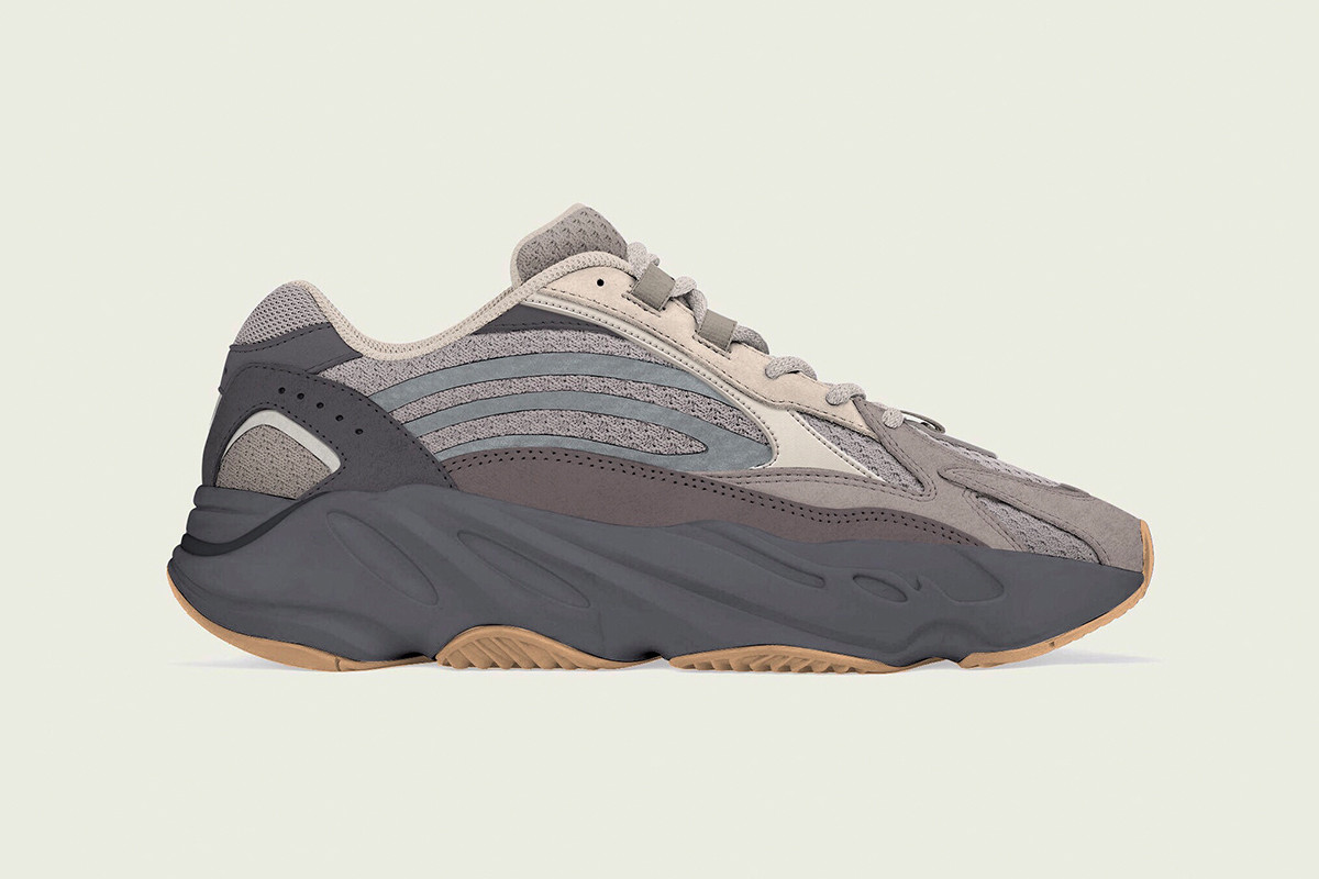 adidas YEEZY BOOST 700 V2 Cement Release Info Date New 2019 Colorway grey  beige brown gum