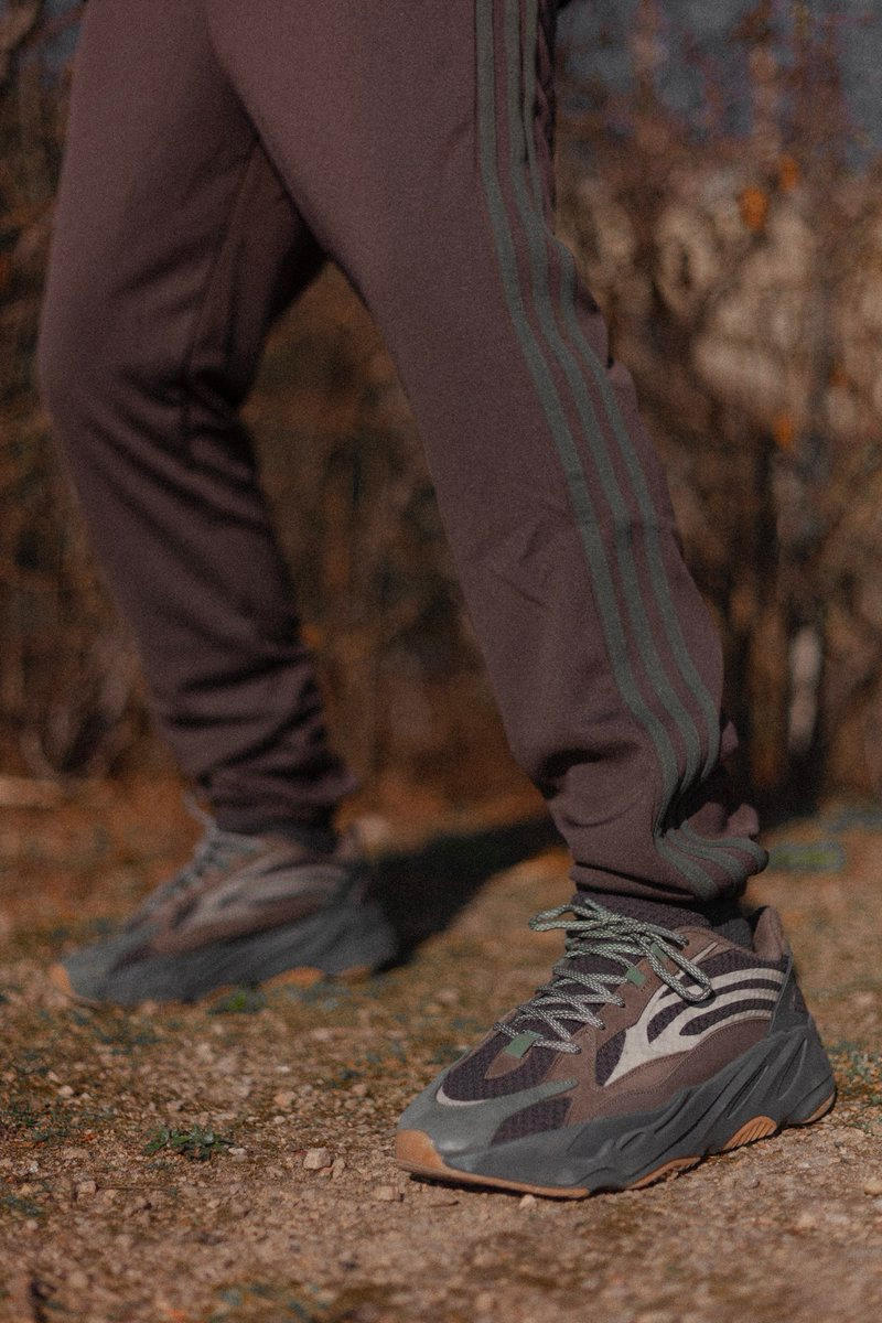 "adidas YEEZY BOOST 700 V2 ""Geode"" Release Date on foot look kanye west"