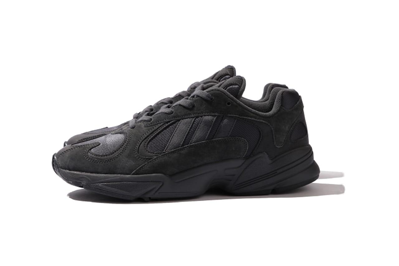 adidas Originals BEAMS YUNG-1 Charcoal