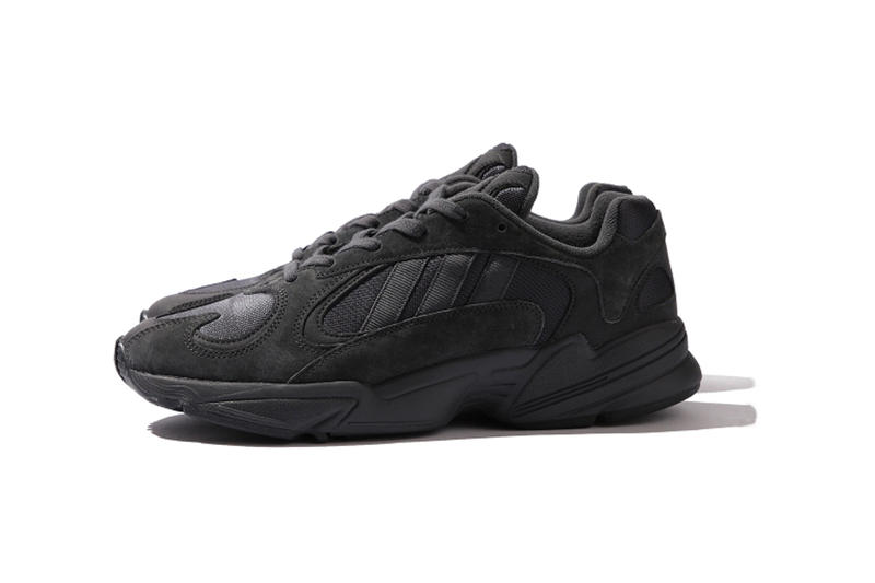 adidas Yung-1 beams Exclusive Charcoal Colorway sneaker release f0d6e0ca6