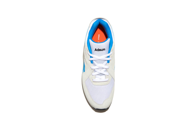 Adsum reebok pyro sneaker release date spring 2019 february blue citron green brooklyn new york
