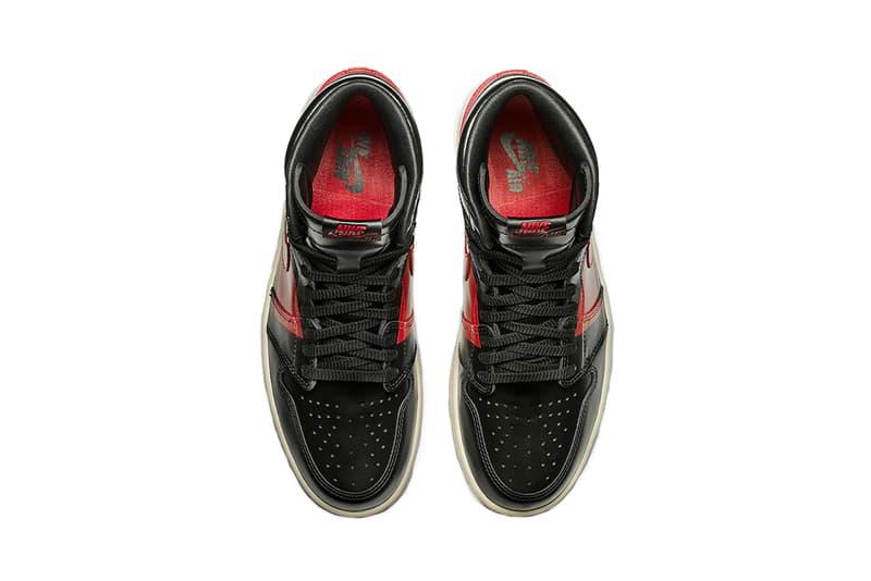 air jordan 1 retro high og couture jordan brand 2019 february footwear