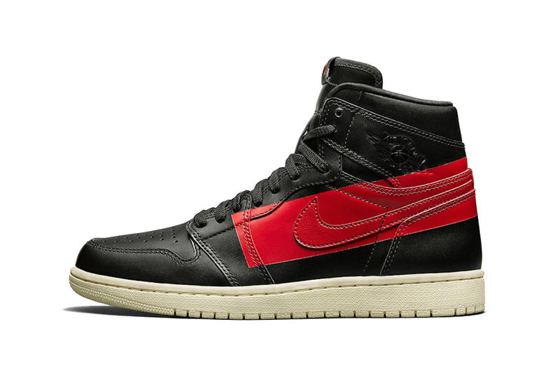 air jordan 1 retro high og couture jordan brand 2019 february footwear black leather red sports car craftsmanship sail