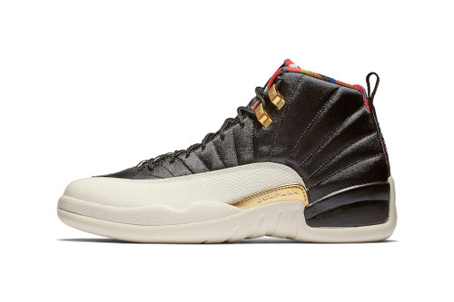 "Don't Miss Out on the Air Jordan 12 ""Chinese New Year"" on StockX"