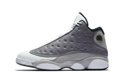 "The Air Jordan 13 ""Atmosphere Grey"" Goes Where No Sneaker Has Gone Before"