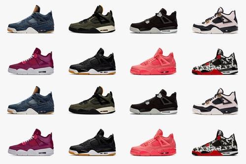 GOAT Celebrates the 30th Anniversary of the Air Jordan 4