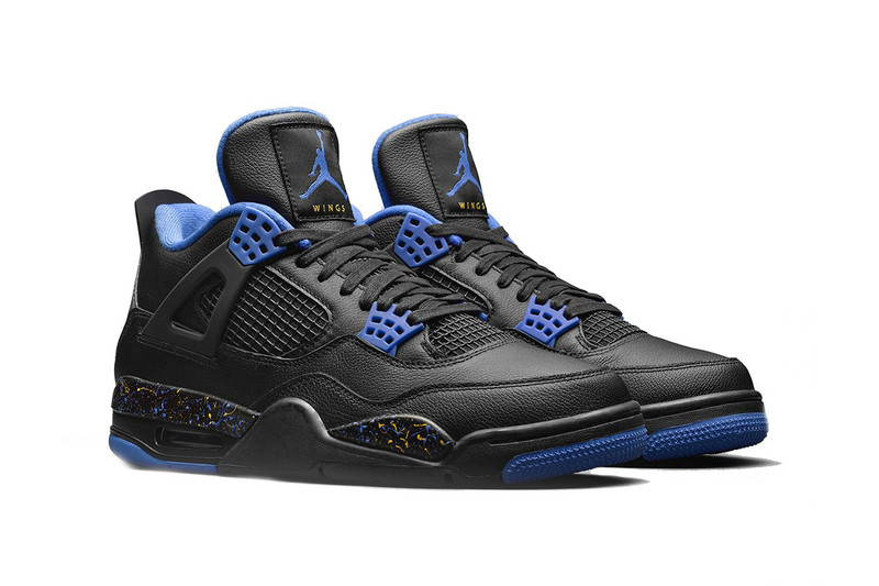 "886732c5701 Exclusive Air Jordan 4 ""Wings"" Revealed During All-Star Weekend"