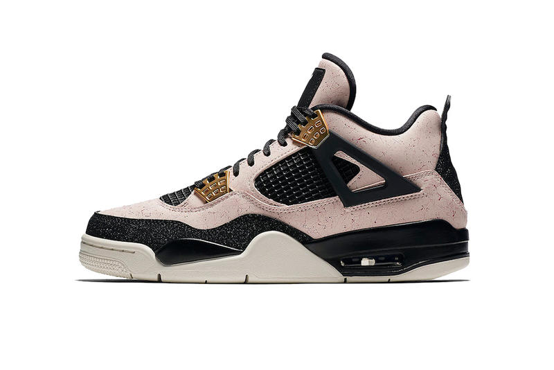 new style eda18 e4ab1 air jordan 4 womens silt red 2019 february silt red black phantom volt  jordan brand footwear