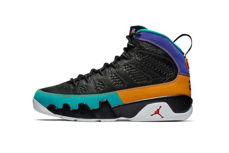 huge discount 98cea e4513 A Clean Look at the Air Jordan 9